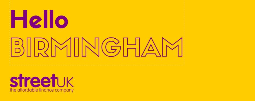 Hello Birmingham!