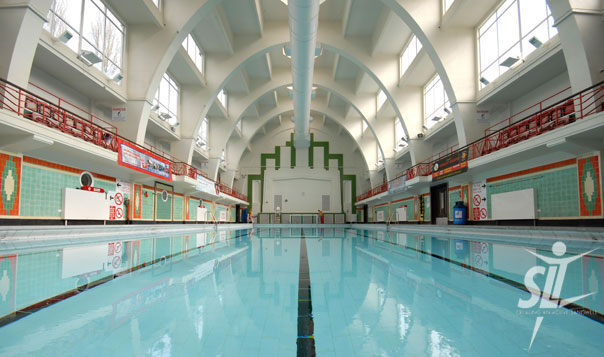 Smethwick Baths, free swimming for under 16's and over 60's