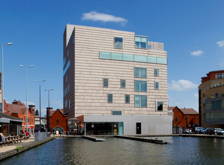 The New Art Gallery, Walsall - historic, contemporary and modern art for free