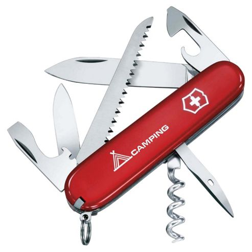 Street UK - Fathers Day Gift under 15 - Victorinox Multi-tool