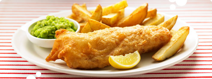 Street UK - Fish and Chips - 7 things that were cheaper when we were kids