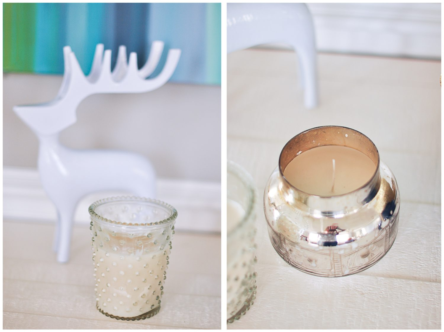 Street UK - DIY Christmas Gifts - Recycled candles