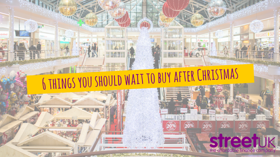 6 things you should wait to buy after Christmas