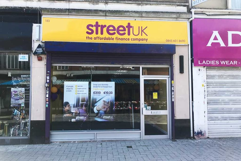 street uk west brom branch front