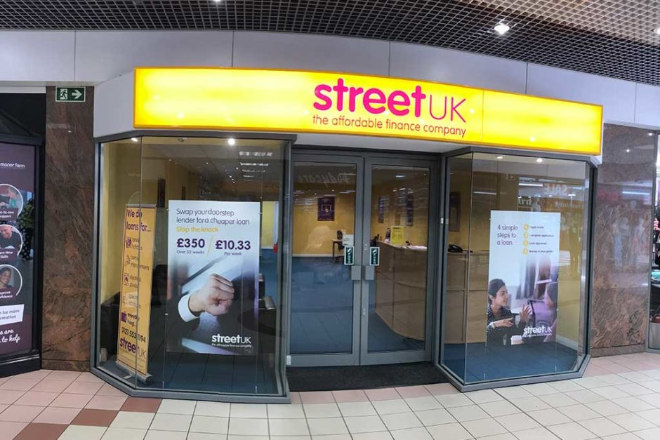 street uk walsall branch front