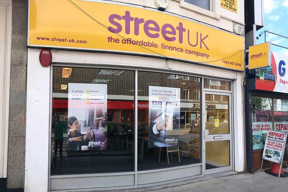 street uk birmingham north branch front