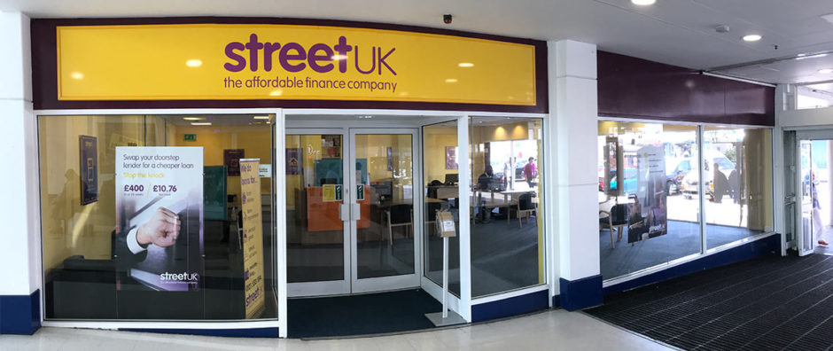 street uk wolverhampton branch front